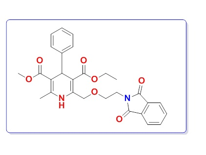 AMLODIPINE EP IMPURITY A | AMLODIPINE USP RC D