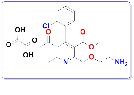 AMLODIPINE EP IMPURITY D | AMLODIPINE USP RC A