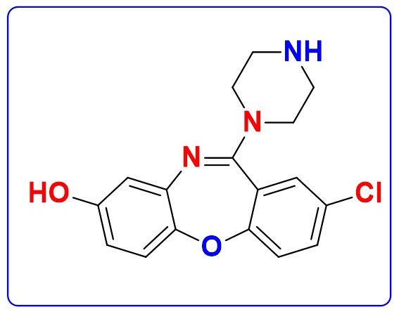 Amoxapine 8-Hydroxy Impurity
