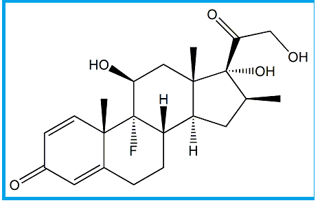 DEXAMETHASONE EP IMPURITY B/BETAMETHASONE