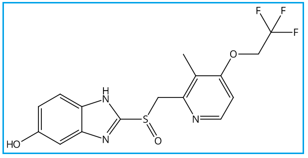Lansoprazole 5-Hydroxy Impurity