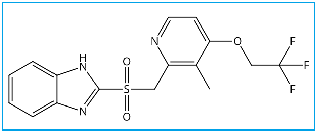 Lansoprazole EP Impurity B | Lansoprazole USP Related Compound A