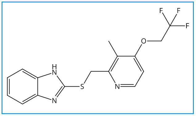 Lansoprazole EP Impurity C | Lansoprazole USP Related Compound B