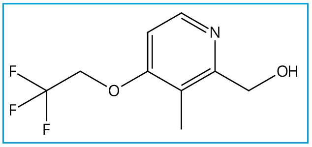 Lansoprazole Hydroxymethyl Impurity