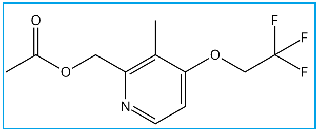 Lansoprazole Impurity 1